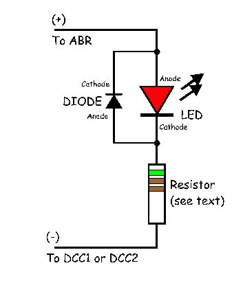 dcc wiring diagram with Zerror on Lionel Engine Wiring Diagram in addition Miniatronics Interior Building Lights 100 Ibl 01 together with Model Train Dcc Wiring Diagrams as well Car audio capacitor installation likewise What Is The Function Of R1 In This Relay Driver Circuit.