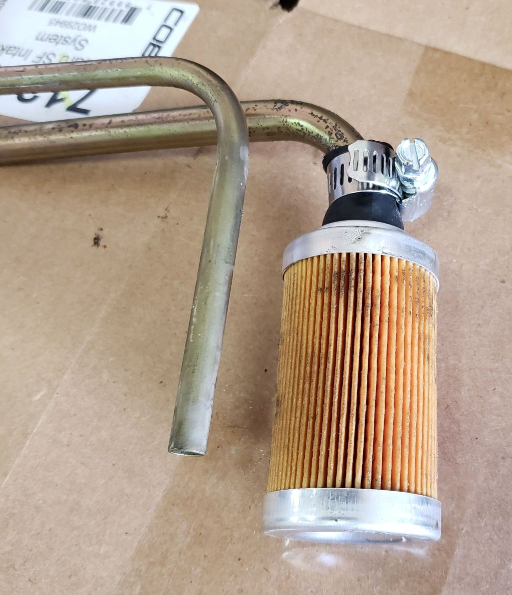 Gsl Se Owners Watch Out For Your Gas Tank In Fuel Filter Tip Aeromotive This Got The Car Running Well Enough Owner To Take Home Has Been Warned That They Need A New Or Very Thorough Cleaning